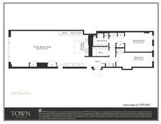 steel buildings with living quarters floor plans | floor plan