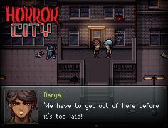 Steam:RPG Maker: POP!: Horror City
