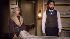 Learn about Episode 5 of Mercy Street, The Dead Room. The unexpected visit of a hospital inspector throws the staff into disarray. Mercy Street Pbs, Devine Mercy, Episode 5, American Civil War, Tv Shows, Death, Blog, Bodies, Ph