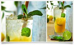 Old Havana | 2 parts Ron Matusalem® Classico Rum 7-8 mint leaves 1 part fresh lime juice ½ part cane syrup 2 parts Prosecco  Muddle mint with lime juice in a mixing glass. Add rum, cane syrup and ice. Shake to mix. Strain into glass over fresh ice. Top with Prosecco.