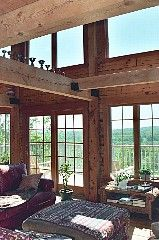 Post  Beam Coastal Mountains Jaw-Dropping Mountain  Ocean ViewsVacation Rental in Rockport from @HomeAway! Maine