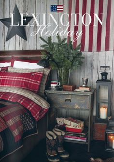 The Lexington Company is known for offering New England-inspired luxury designs in home textiles and apparel for men and women. Shop the latest Lexington home and fashion collections available online and in stores. Americana Bedroom, Americana Home Decor, Country Decor, Lexington Company, Lexington Home, Lexington Style, Country Style Homes, Furniture Styles, Decoration