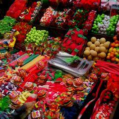 Barcelona candys