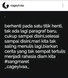 KATATAKBERMAKNA: _cagey.poetess_5maret_