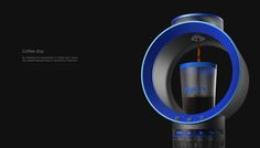 Dyson Cyclone belt_Coffee machine on Behance