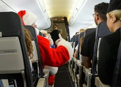 Air New Zealand Just another day in the office for Santa