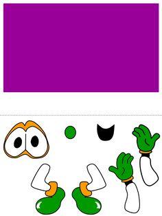 template Shape Games, Shape Templates, Class Decoration, Early Education, Learn English, Preschool Activities, Art Projects, Kindergarten, 1