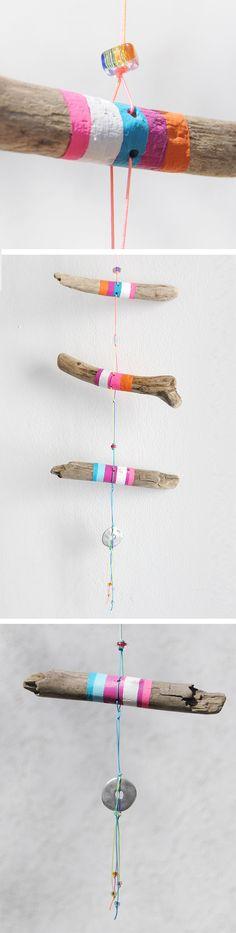 driftwood mobilé by JEVO