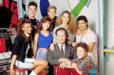 Saved By The Bell is based on a close circle of friends and their ups and downs throughout high school. While it didn't have a unique formula, it made for great entertainment fare squeezed into half-an-hour episodes due to its standout cast and characters. There went on to have a sequel, the college. And several specials there after.