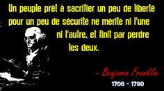 #securité et #liberté autant une question philosophique qu'un débat