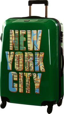 #travel #koffer #luggage #traveltheworld #reisen #reisekoffer #style #gepäck #kofferpacken #new york