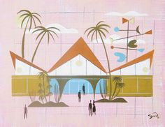 El Gato Gomez Architectural art