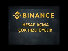 How to Become a Binance Member … - bitcoinaesthetic Monitor, How To Become, About Me Blog, Calm, Youtube, Venezuela, Youtubers, Youtube Movies