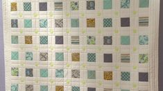 Choose some favorite fabric from your stash and get to work making this quick scrap quilt. Modern and easy to piece, this video tutorial will walk you through this patchwork technique.