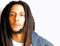 Julian Ricardo Marley (born June 4, 1975; London, England, UK) is a British Jamaican reggae musician and the son of Bob Marley and Lucy Pounder.