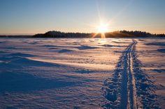 Valokuvaus talviretkillä: Vinkit!  #Suomiretki  #Retkeily  #Talvi