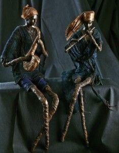 Statues de Christine PEIN-POWERTEX FRANCE