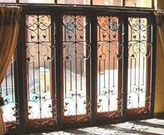 PAS Classic Steel SA Gates, Steel Balustrade, Iron Art, Blacksmithing, Wrought Iron, Doors, Beautiful, Classic, Diy