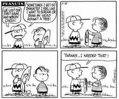 From the Charles M. Schulz Museum