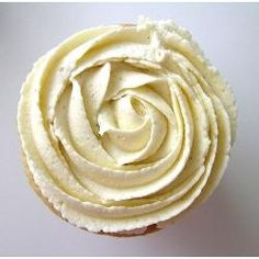 The Best Homemade Vanilla Cupcake Recipe Ever - along with a shameless plug for a vanilla bourbon extract.