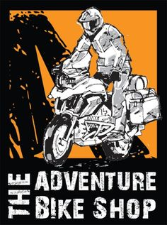 Adventure Bike Stuff