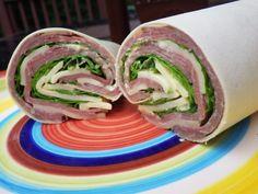 Primal Roast Beast Wrap Recipe