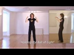 Tai Chi Nation's Guide To Qigong Part One - YouTube (very good demonstrations, filmed form side and front)
