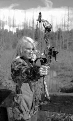 lets go bow hunting! Bow season opens tomorrow in MO! How am I supposed to sleep?!