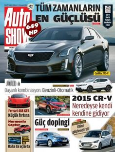 Auto Show - Turkey February 09 2015 edition - Read the digital edition by Magzter on your iPad, iPhone, Android, Tablet Devices, Windows 8, PC, Mac and the Web.