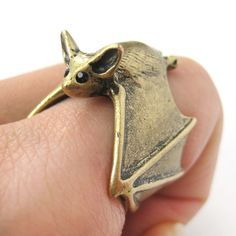 bat hug wrap ring