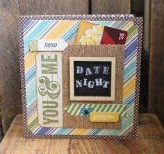 Card: Date Night Card