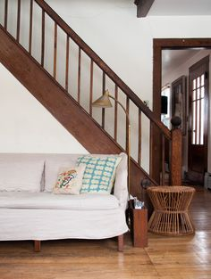 Two Artists Find Home In A Charm-Filled 1900 Farmhouse | Design*Sponge