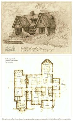 House 338 Portrait and Floor Plan by Built4ever map cartography | NOT OUR ART please click artwork for source | WRITING INSPIRATION for Dungeons & Dragons DND Pathfinder PFRPG Warhammer 40k Star Wars Shadowrun Call of Cthulhu and other d20 RPG fantasy science fiction scifi horror game design | CREATE YOUR OWN roleplaying game material w/ RPG Bard at www.rpgbard.com