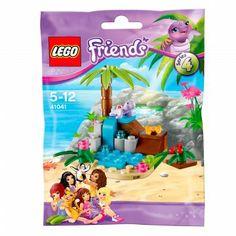 Lego Friends 41041 Het Paradijsje van Schildpad