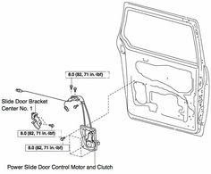 Toyota Sienna Sliding Door Fix Youtube Car Repairs