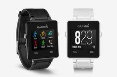 Garmin's New Products for 2015: The Garmin Vivoactive smart watch.
