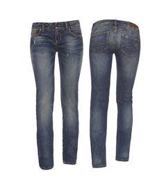 Un jean push up pour de belles fesses
