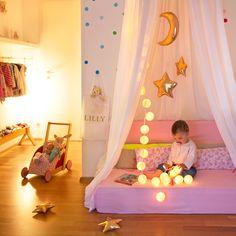 Lichterkette Kinderzimmer