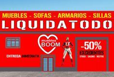 muebles BOOM Lugo - C/ Rua Industria 96 (Poligono O Ceao) - Tienda Online: www.mueblesboom.com