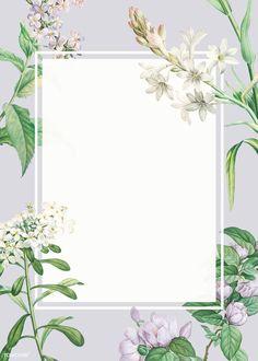 Vintage blank various flowers themed Flower Background Wallpaper, Framed Wallpaper, Flower Backgrounds, Wallpaper Backgrounds, Rose Frame, Flower Frame, Pink And White Background, Vintage Flowers, Vintage Floral