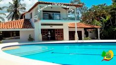 Mansions, House Styles, Blog, Home Decor, Private Pool, Simple Bed, Private Property, Trash Bag, Campsite