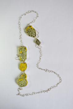 Collar Crochet Necklace, Beaded Necklace, Jewelry, Fashion, Urban, Beaded Collar, Moda, Jewlery, Pearl Necklace
