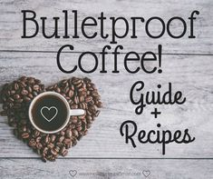 Bulletproof Coffee Recipe - Keto Coffee Guide • -- Get your fix on with our guide + recipes. #Keto #lchf #ketogenic