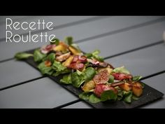 Salade de gésiers ! Sprouts, Vegetables, Youtube, Food, Balsamic Vinegar, Figs, Salads, Cooking Recipes, Essen
