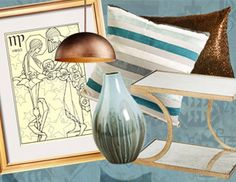 I pinned this from the Zodiac: Virgo - Inspired Furniture & Accents event at Joss and Main!