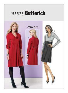 B5523 | Butterick Patterns