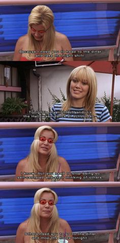 A Cinderella Story. That step mom though. She cracks me up Cinderella Story Quotes, Another Cinderella Story, A Cinderella Story, Funny Movies, Great Movies, Girly Movies, Teen Movies, Best Movie Quotes, Tv Quotes