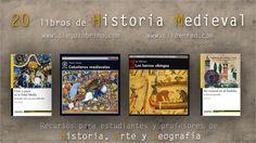 libros de historia medieval edad media