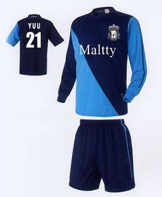 "Futsal team ""Maltty"" '12-'14 uniform"