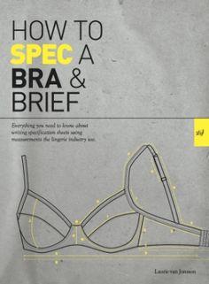 How to spec a bra and brief — How to become a Lingerie Designer